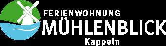 Logo Ferienwohnung Mühlenblick Kappeln